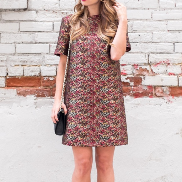 Anthropologie Dresses & Skirts - Jacquard Shift Dress